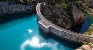 Contre la privatisation des barrages