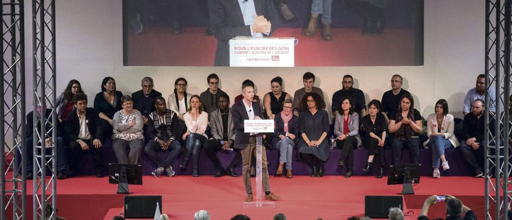 (18) La campagne des élections européennes s'accélère : Un large comité de soutien National et Européen