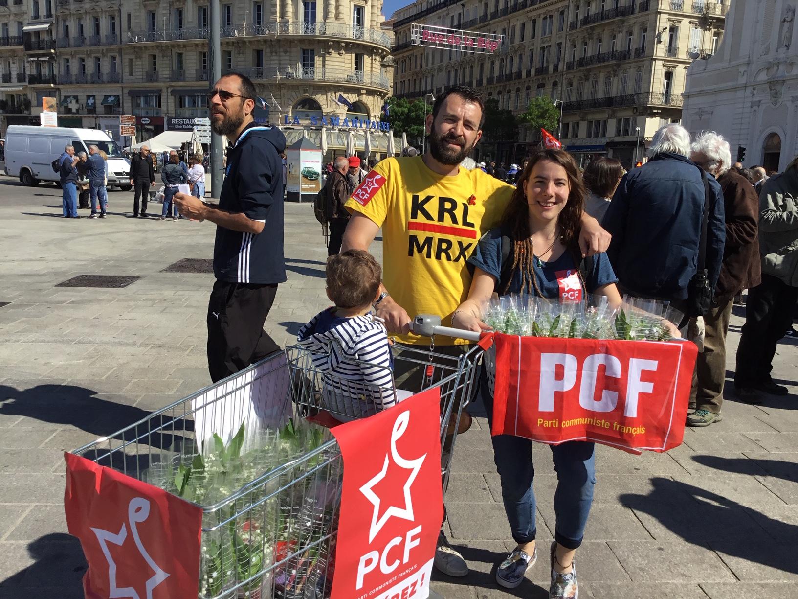 1er Mai 2019 : Du Rouge et du Jaune et des collectifs , les colères  et propositions s'expriment dans les cortèges