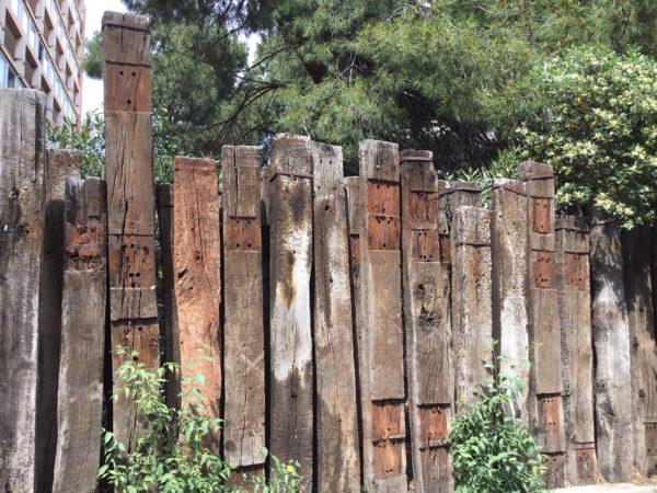 Photo Mystère : trouver l'adresse de cette palissade ?