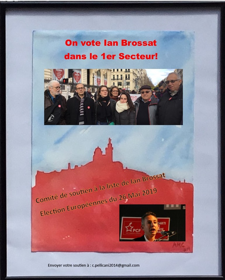 (15) La campagne des élections européennes s'accélère : le 15 mai on sera sur l'Archipel du Frioul à la encontre des Habitants