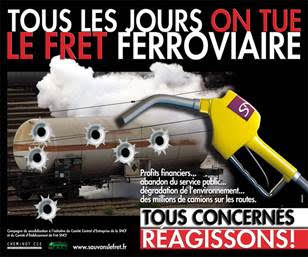 EXIGEONS UNE TABLE RONDE SUR L'AVENIR DU TRIAGE SNCF DE MIRAMAS!