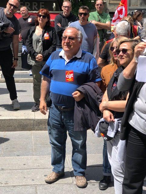 Opposition à Macron :  Dimanche dans les urnes, mardi dans la rue contre le projet de réforme de la fonction publique !