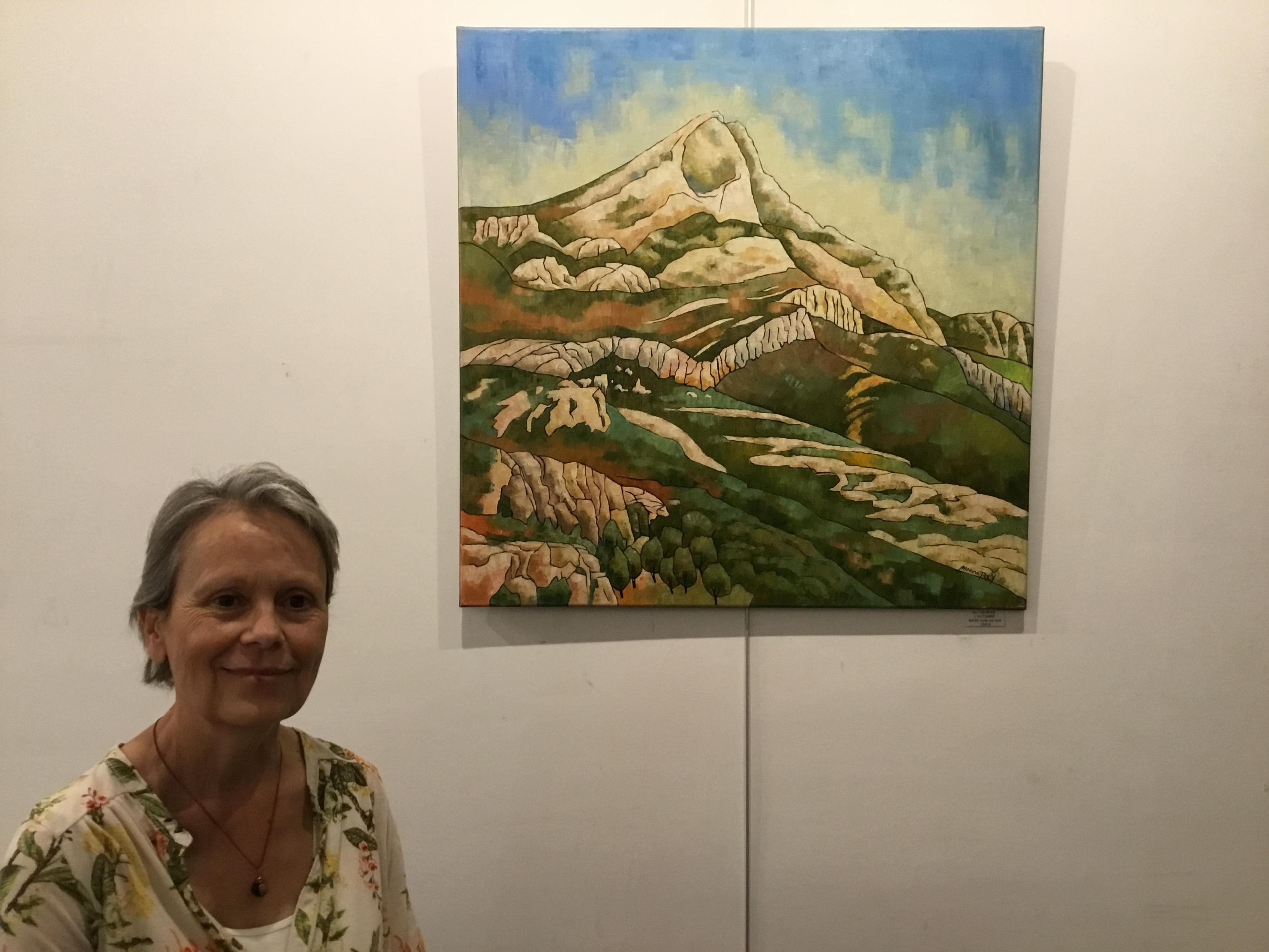 (3) Atelier des ARTS : Marina Rey un talent à découvrir au 85, rue d'Aubagne 13001 Marseille