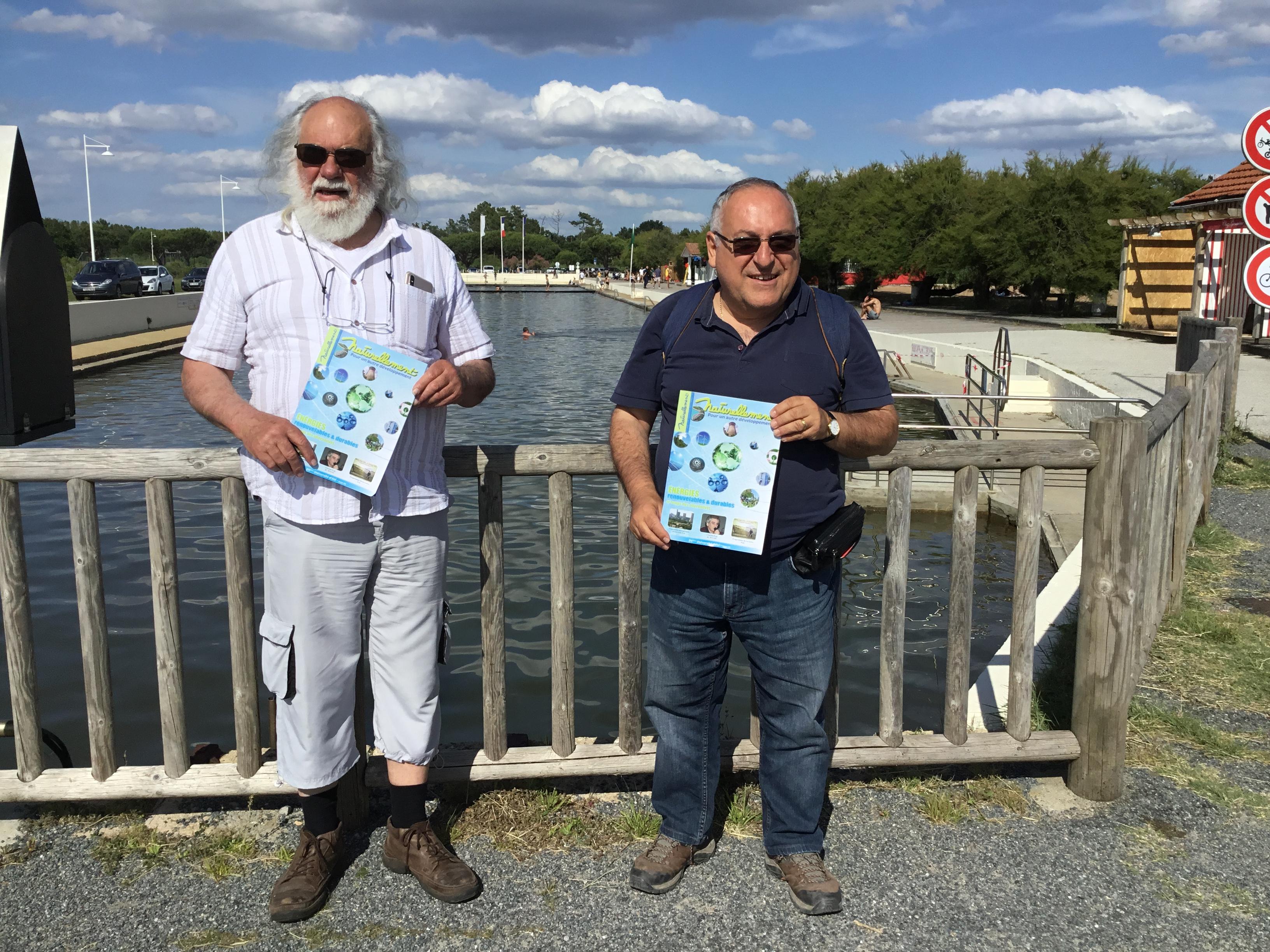 La Revue Naturellement sur la piste des huitres du Banc d'Arguin dans le Bassin d'Arcachon
