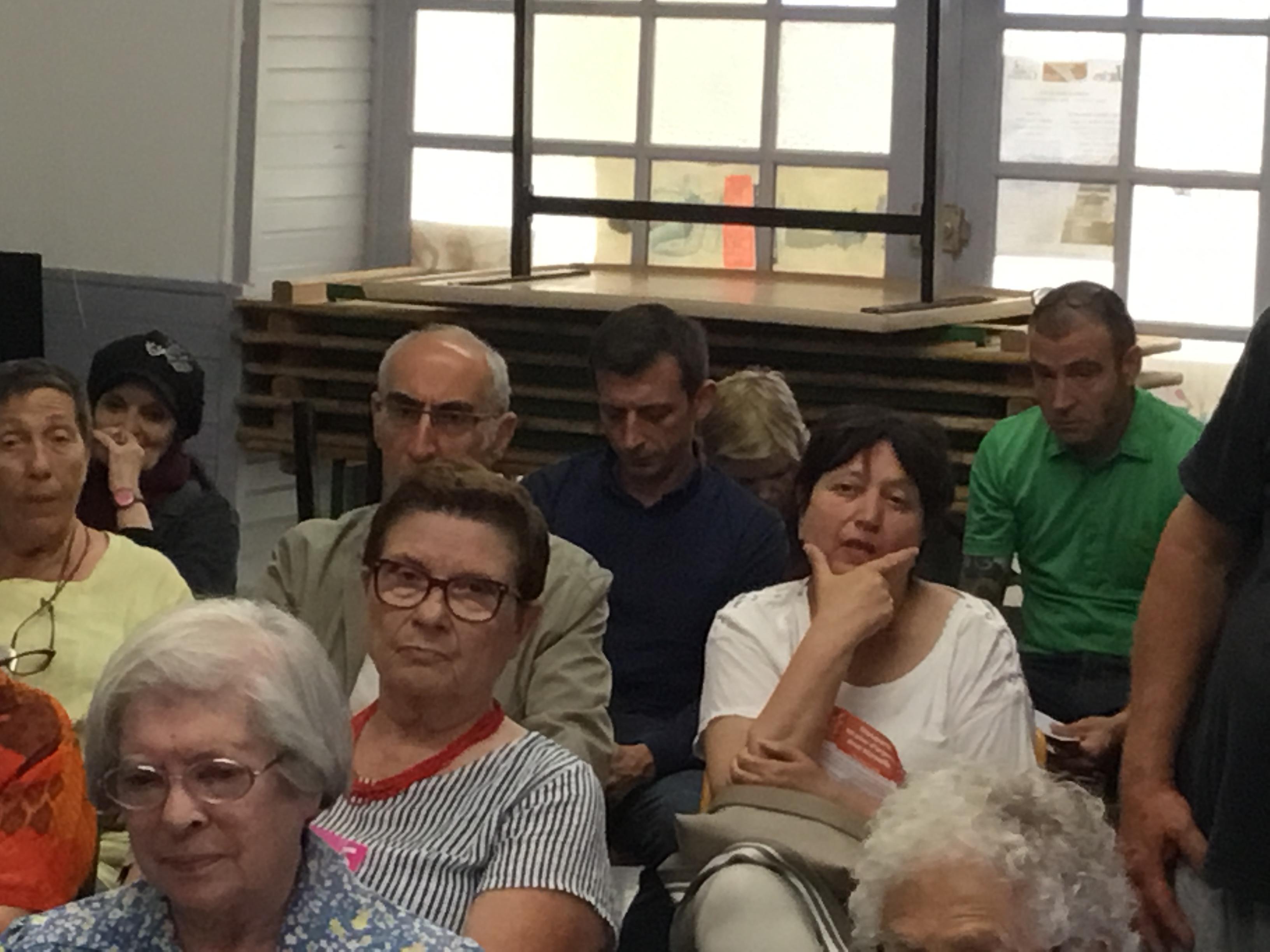 (5) suite de la réunion sur les transports et déplacements le 20 juin à 18h00 à l'Agora Guy Hermier dans le 7èm