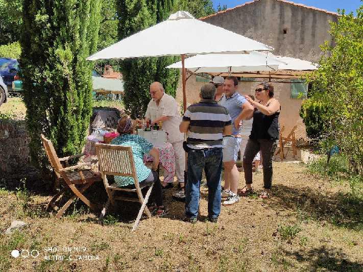 Un dimanche  à la campagne : La fabrication collective des Orecchiettes. Retour aux racines de nos origines dans les Pouilles !