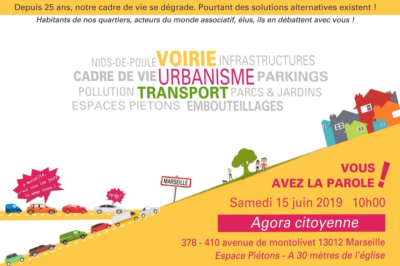 (3) Transports et déplacements : le débat se développe, le 15 dans le 12e»m et le 20 juin dans le 7em à l'Agora Guy Hermier