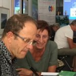 Signature de Son livre par Jean Michel UCCIANI