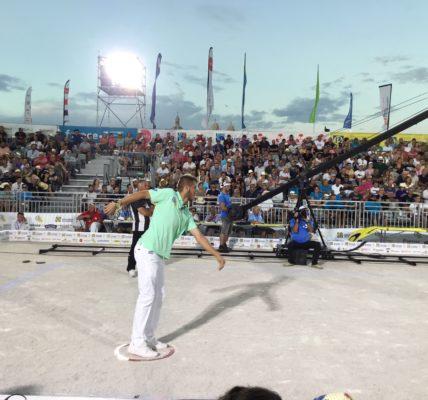 (2) Mondial à Pétanque : Une grande finale