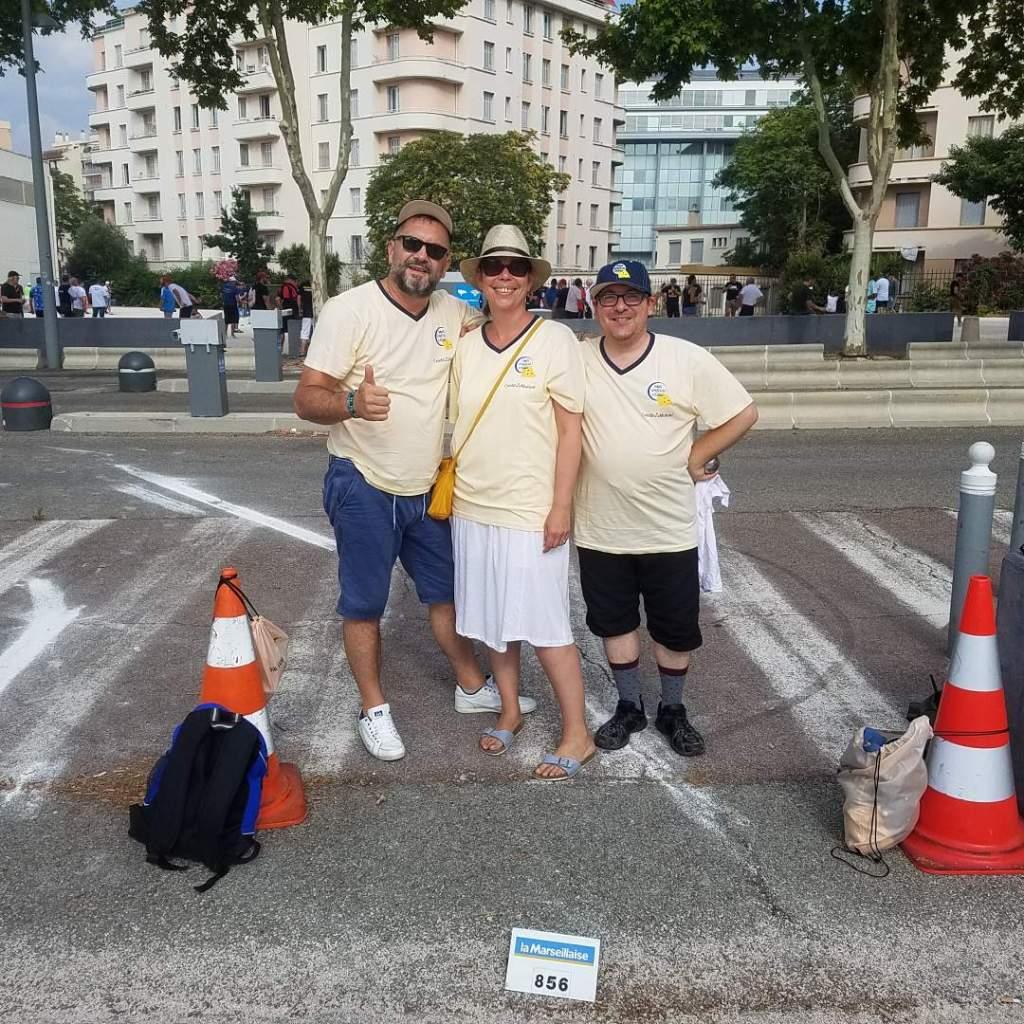 (1) Mondial à Pétanque la Marseillaise : de la graine de champion !