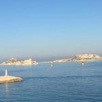 La Corniche, L'Archipel du Frioul, le Château d'If . un bon début!