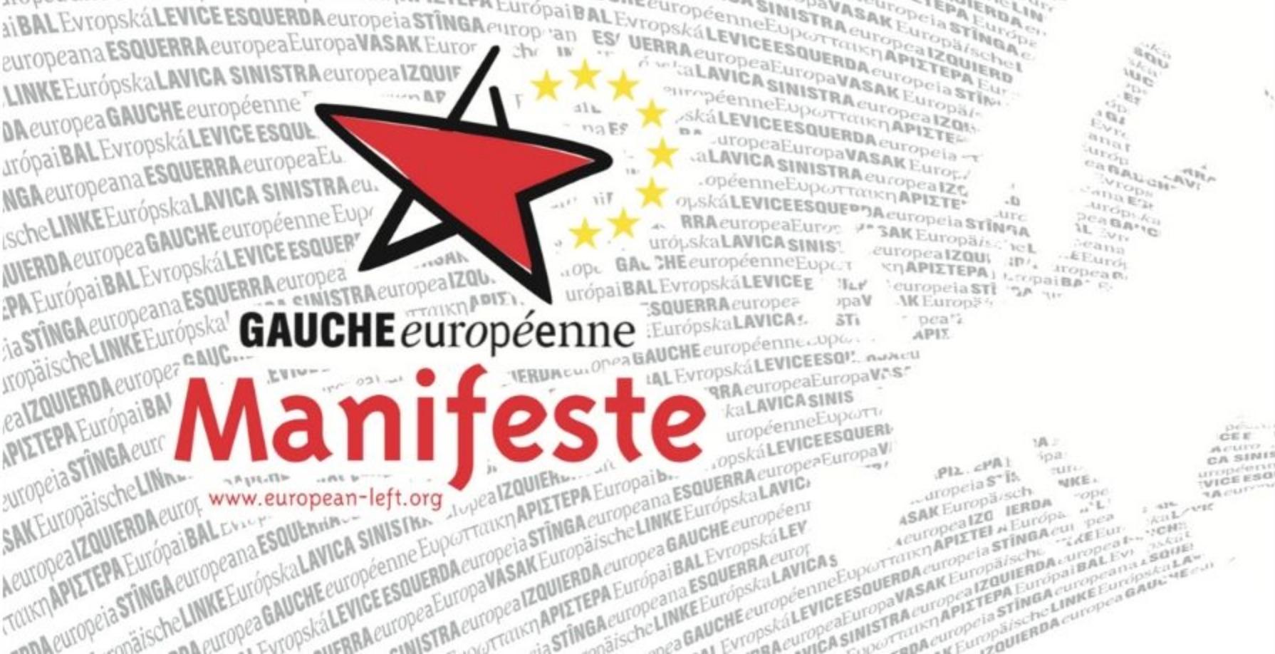 Le Parti communiste français est membre du Parti de la gauche européenne.