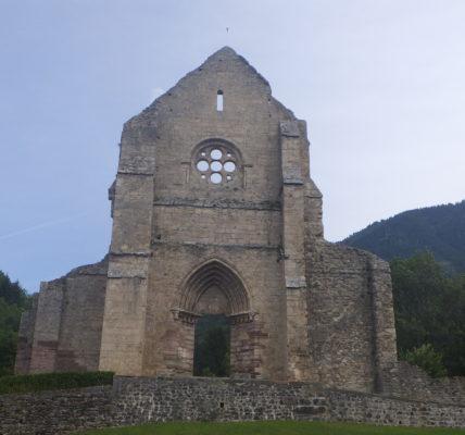 (11) Déambulations Estivales 2019 : l'Abbaye d'Aulps