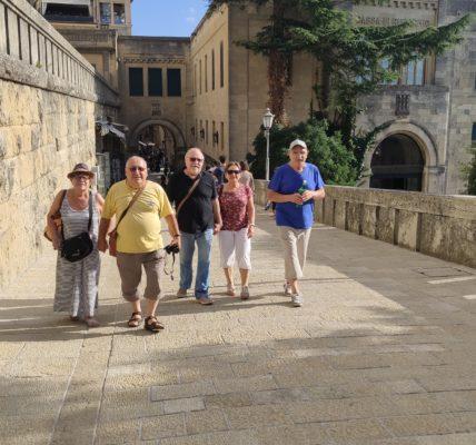 (3) Déambulations Automnales 2019 : San Marino