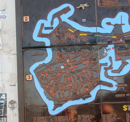 (7) Déambulations Automnales : Pouilles / suite et Fin à Gallipoli dans le salento