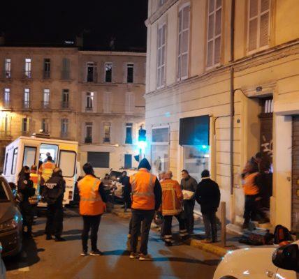Nouveau «péril imminent» d'un immeuble 1, rue Marignan dans le 7e arrondissement : de nouveau des délogés