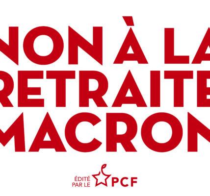 Retraites: le PCF annonce un meeting «avec les forces de gauche» le 11 décembre