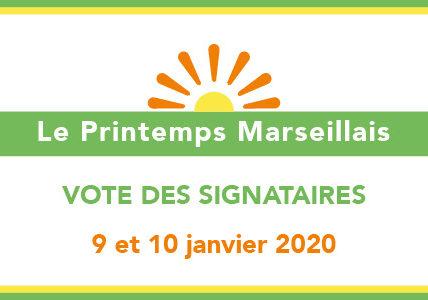 (13) Découvrez l'équipe candidate du «Printemps Marseillais» pour le vote du 9 et 10 janvier 2020