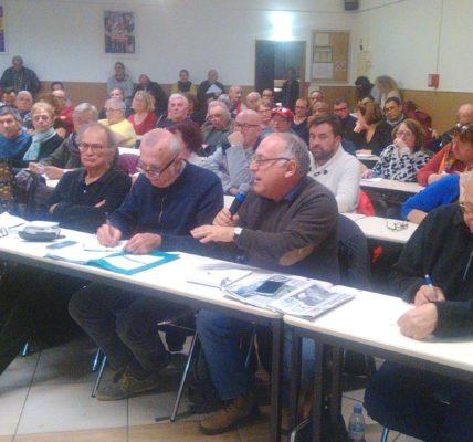 (12) conjonction des astres : Le même soir Benoit Payan renonce à prendre la tête du Printemps Marseillais au nom du rassemblement pour gagner Et l'Assemblée générale des communistes de Marseille valide Leurs participation au Printemps