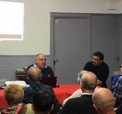 Mandature 2014 / 2020 : Bilan de la mandature et ouverture sur un futur  progressiste à l'issue des municipales