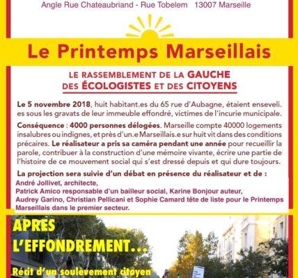 7e arrondissement : Belle soirée printanière autour de la question du Logement