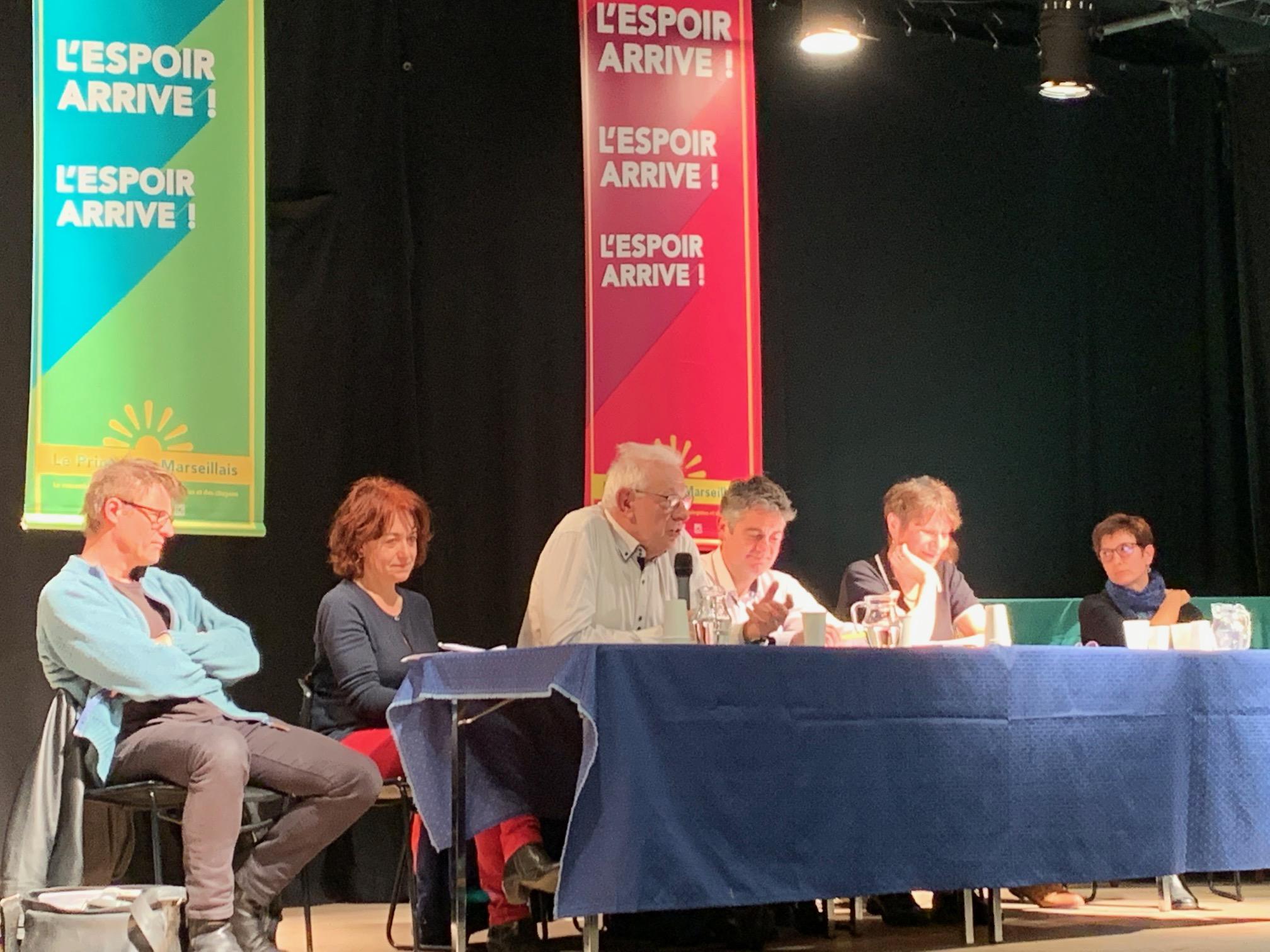 Printemps Marseillais : Quelles politiques publiques pour la petite enfance ?