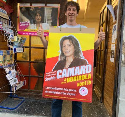le Printemps Marseillais – Une campagne inter générationnelle : passage des réseaux sociaux au travail de terrain de l'intention à l'adhésion au programme.