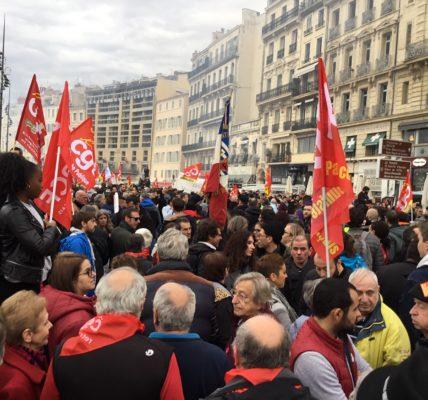 Retraites de la rue à l'assemblée  : le bras de fer a débuté à l'Assemblée » les groupes de Gauche engagent le fer ensemble»