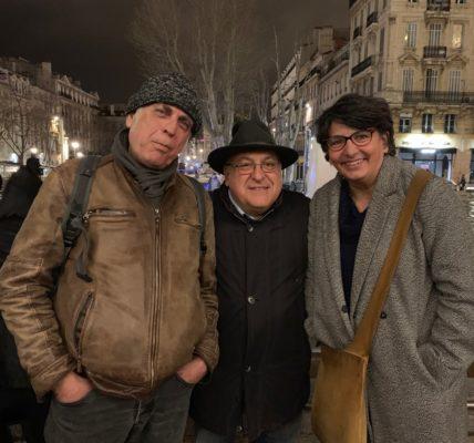 Mobilisation spontanée hier soir devant la préfecture des Bouches du Rhône contre l'usage du 49.3 par le Gouvernement