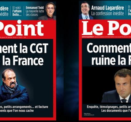 C'est Macron qui ruine la France !