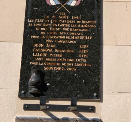 (2) Journée nationale de la Résistance : La résistance Marseillaise à l'honneur !