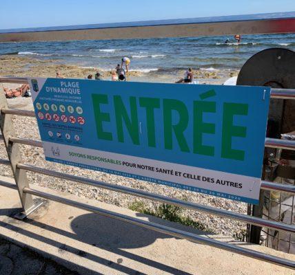 (1) Déambulation post confinement : Le littoral de la Côte Bleu un espace de respiration Métropolitain !