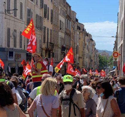 Manifestation mardi 16 juin 2020 : Des moyens pour l'hôpital – Sortir du discours pour passer aux actes – La colère se transforme en rassemblement et luttes  –