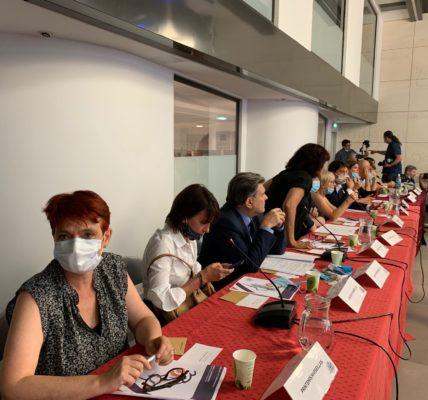 (3) Marseille mandature 2020/2026 : Dimanche 12 juillet – Installation de  la Maire du 1er secteur  «Sophie CAMARD» et des adjoints – 1er adjoint Christian PELLICANI