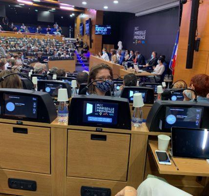 (3) Métropole Aix-Marseille : Débat sur la  Proposition des salariés de la SAD que je soutiens totalement dans leur projet de reprise pour la filière presse