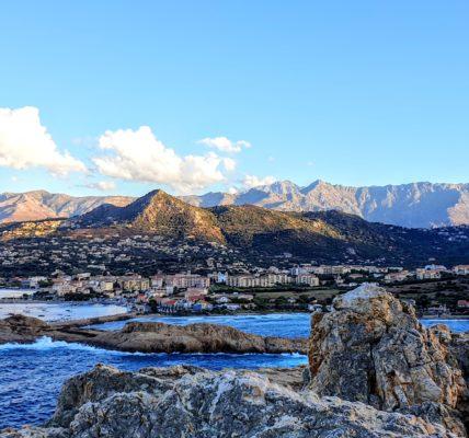 (14) Déambulations Estivales 2020 : Téléportation en Corse avec notre ami Michel PERRIN