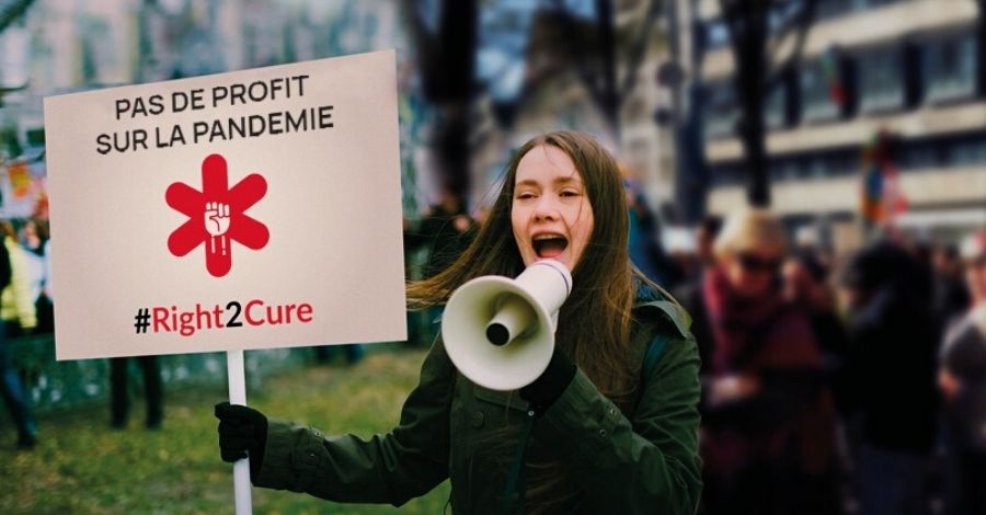 (28) Résistance à la crise sanitaire : Pas de profit sur la pandémie ! «Gratuité»