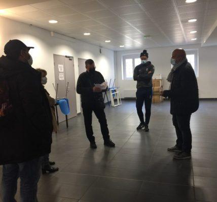 (24) Marseille mandature 2020/2026 : (2) Installation de la base logistique alimentaire à VELTEN – Développement de la solidarité –