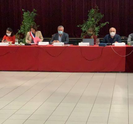 (25) Marseille mandature 2020/2026 : Vote, au Conseil d'Arrondissements du 18 novembre, de la mise en place du CICA – (Comité d'initiative et de consultation d'arrondissements)