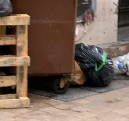 (1) Rencontres Citoyennes de QcM : – Quelle politique du nettoiements pour nos quartiers – après le 20 janvier 2021 –
