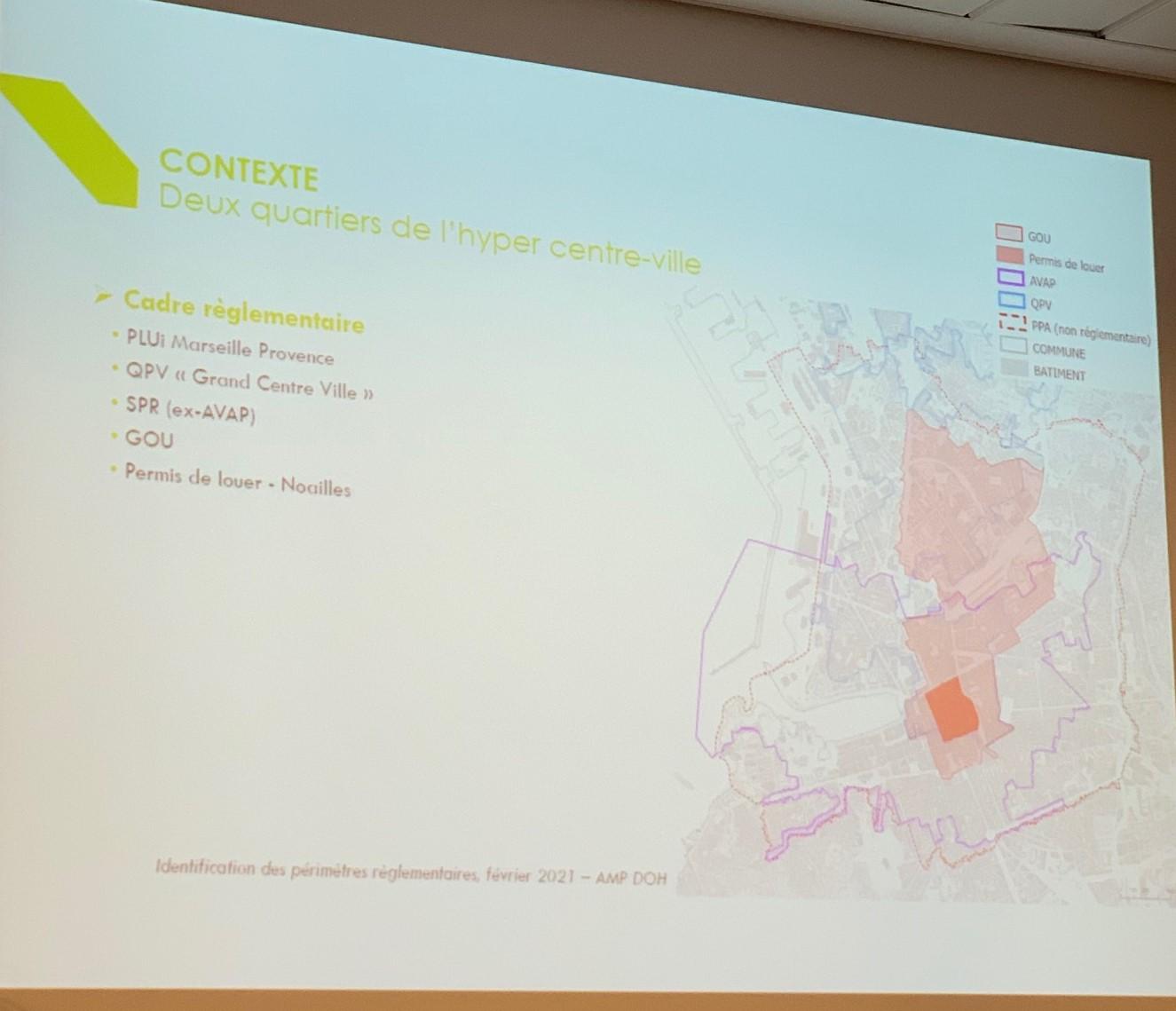 (36) Marseille mandature 2020/2026 : Habitat – rencontre avec la direction opérationnelle de l'Habitat de la Métropole