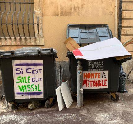 (2) Métropole : Propreté dans le centre ville de Marseille – Réaction de la population et/ ou de collectifs ?