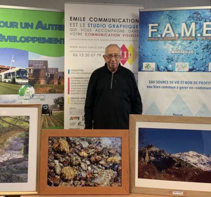 (5) FAME 2021 Marseille : Première installation d'œuvres sur l'eau par Michel PERRIN – FAME 2021 Marseille développe une dimension culturelle –