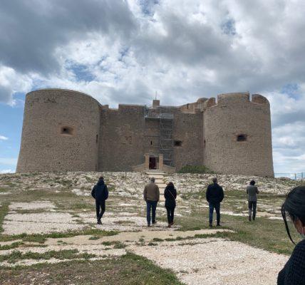 (44) Marseille mandature 2020/2026 : Mise en lumière du Château d'IF – Partenariat entre l'Etat et la Ville -Découverte d'un site connu mondialement .