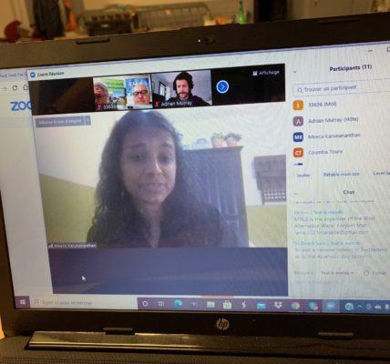 (13) FAME 2021 Marseille : Réunion de travail en visioconférence avec les ONG Africaines – Indiennes et Européennes