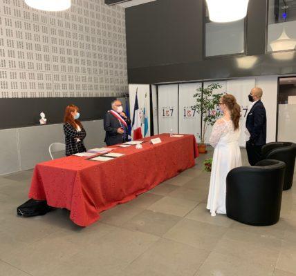 (46) Marseille mandature 2020/2026 : Le retour à la normale pour les mariages – On tourne la page COVID – Mon premier Baptême Civil –