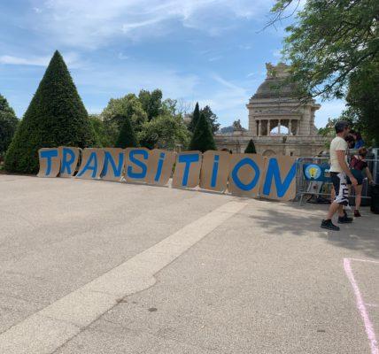 #FêtedelaTransition Palais Longchamps dimanche 6 juin 2021