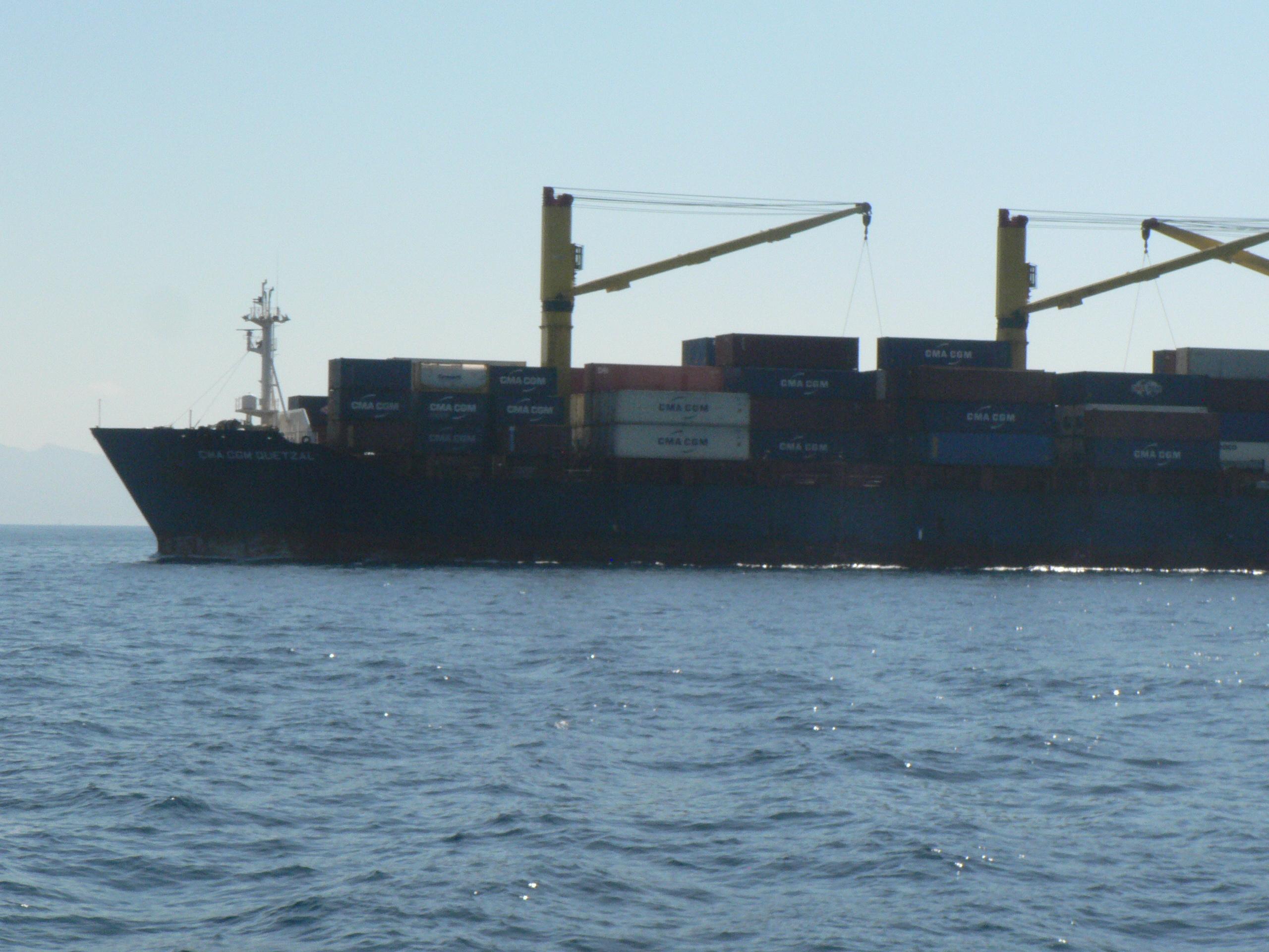 G.P.M, Un port à sens unique pour l'importation ou bi directionnel : Import/Export ?