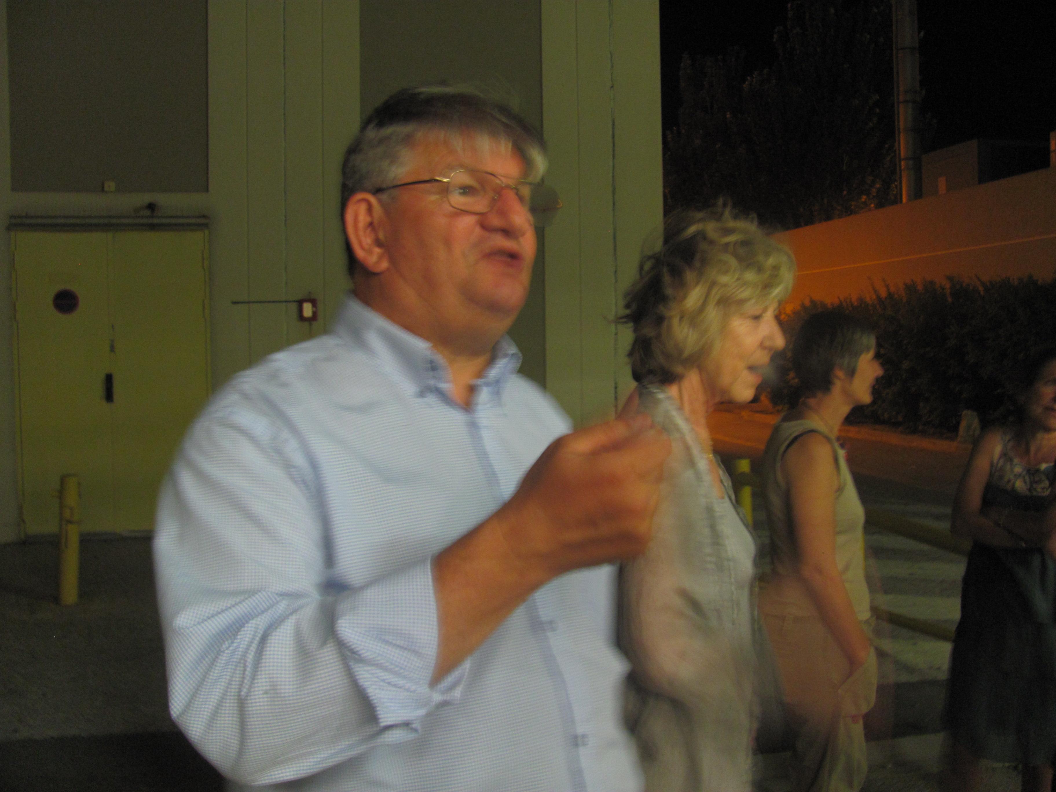 La page scolaire se tourne pour Jacques Lerichomme : Vive la retraite !